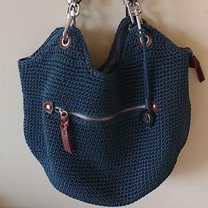 Great, the Sak knit hobo bag.